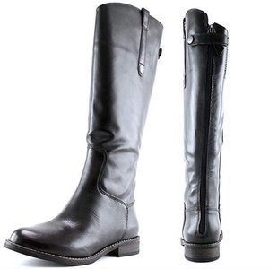 Matisse tall Yorker leather riding boot